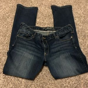 Rue21 Skinny Boot Jeans